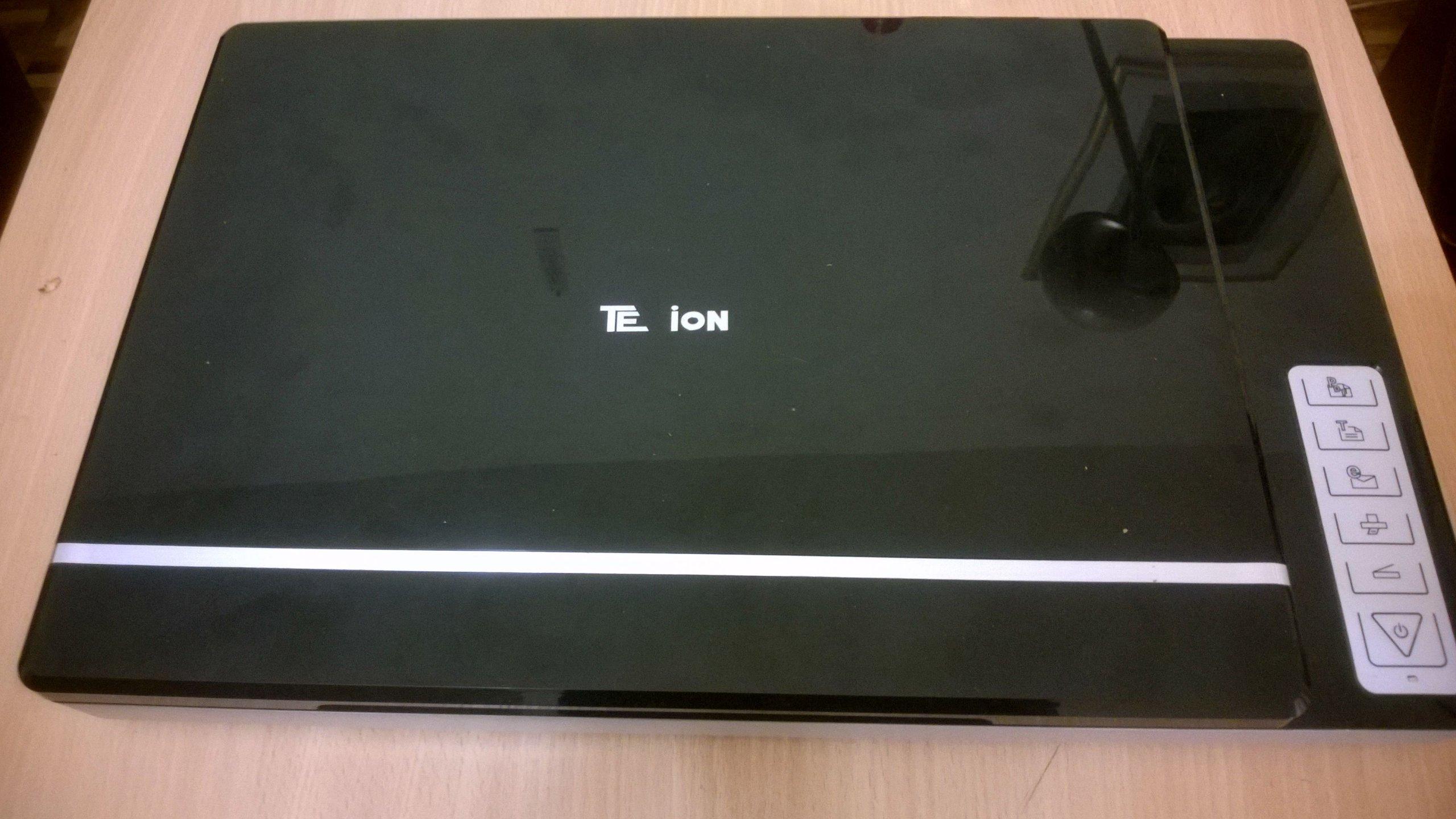 Skaner Medion/Tevion/Microtec 4800x9600dpi.