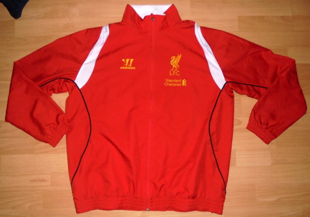 Bluza Liverpool Warrior XL