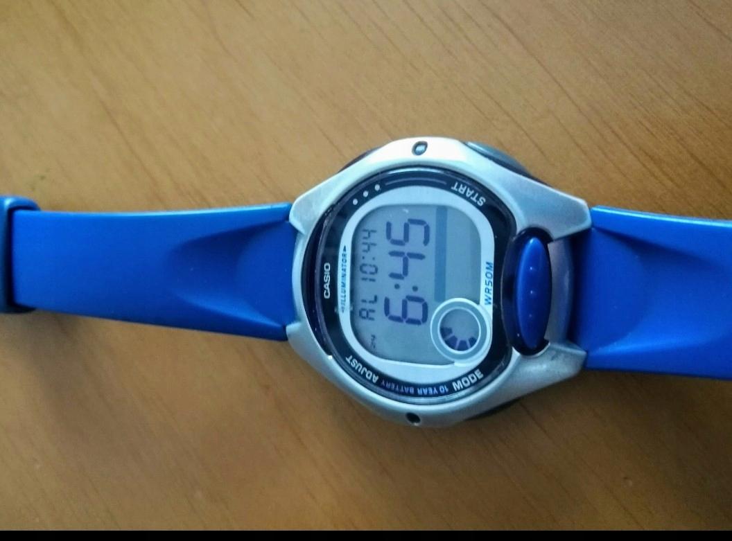 Zegarek Casio LW 200