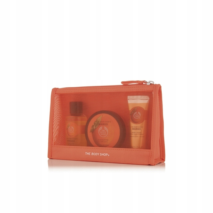 The Body Shop Mango Beauty Bag UK