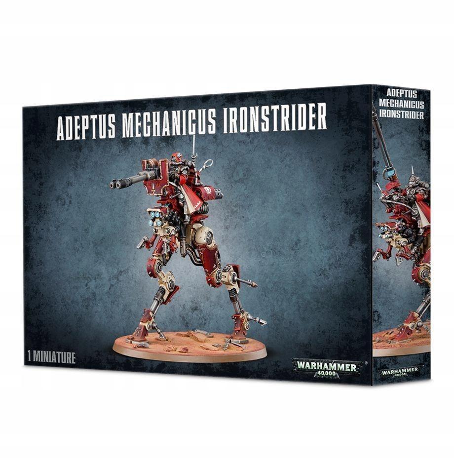 Warhammer 40000 Adeptus Mechanicus Ironstrider 59-