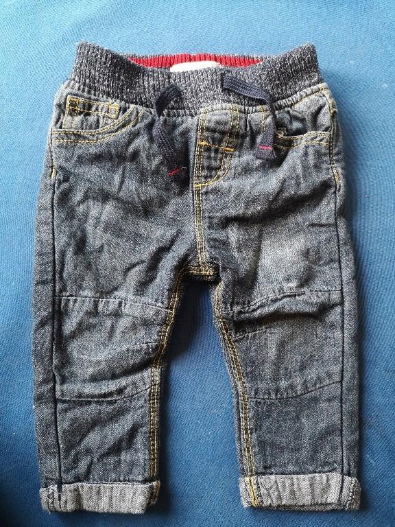 spodnie chłopięce 68 early days