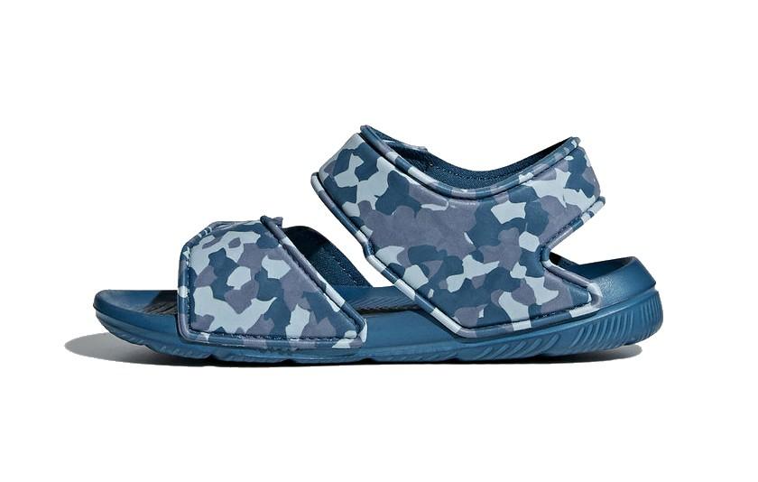 adidas sandały chłopięce ALTASWIM moro CQ0047 34