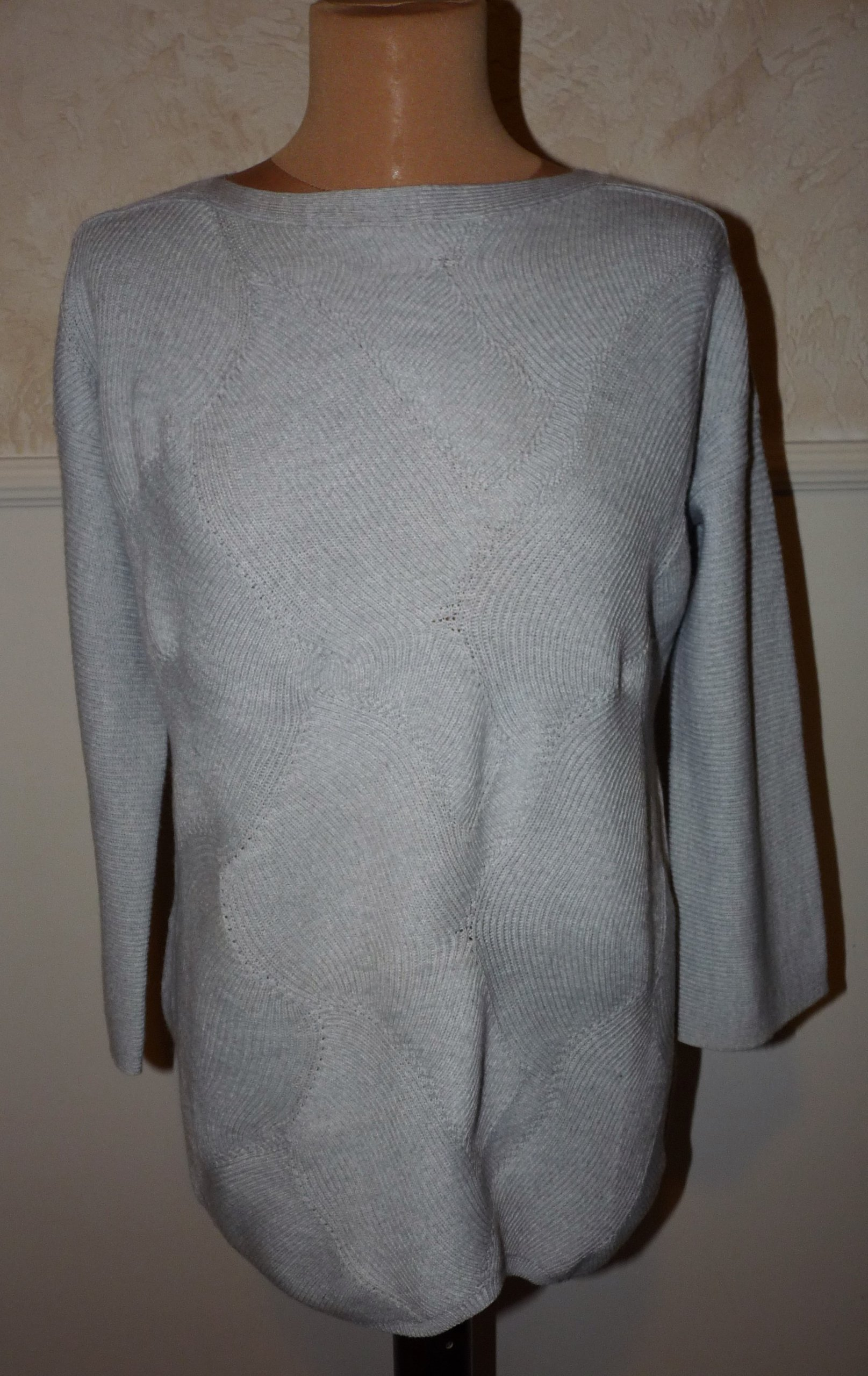 MARELLA MAX MARA piękny sweter r. S NOWY