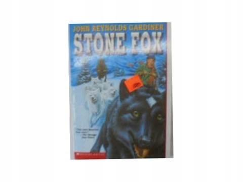 Stone Fox - J. Reynolds gardiner