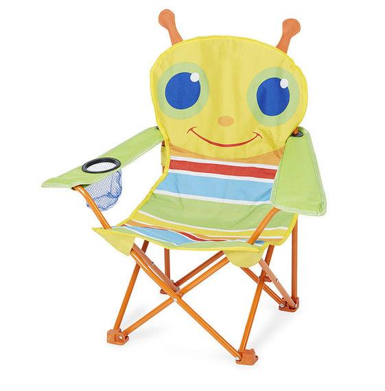 Wygodne krzesełko na plażę lub ogrodu 16694