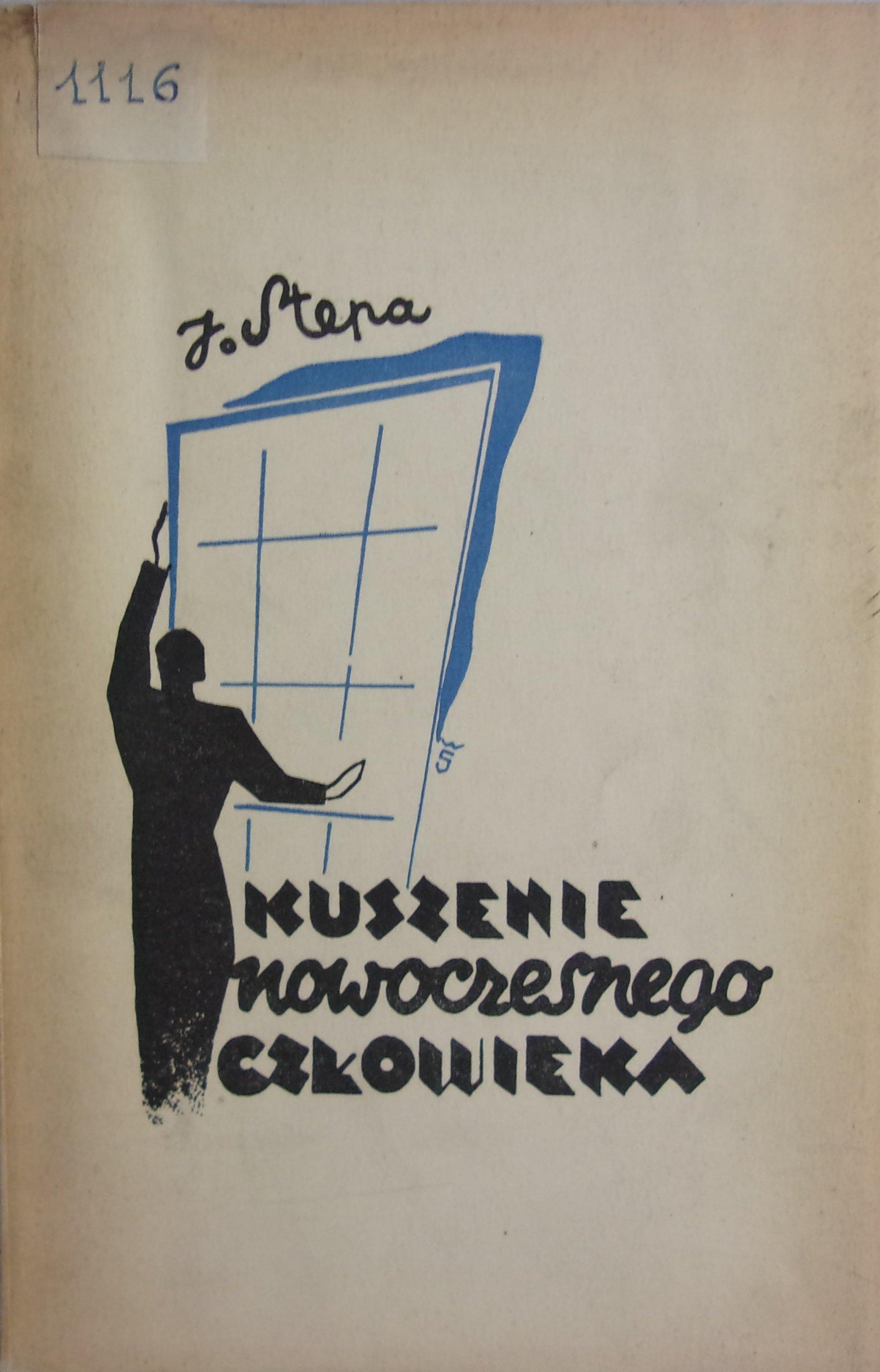 Kuszenie Nowoczesnego człowieka 1937r.