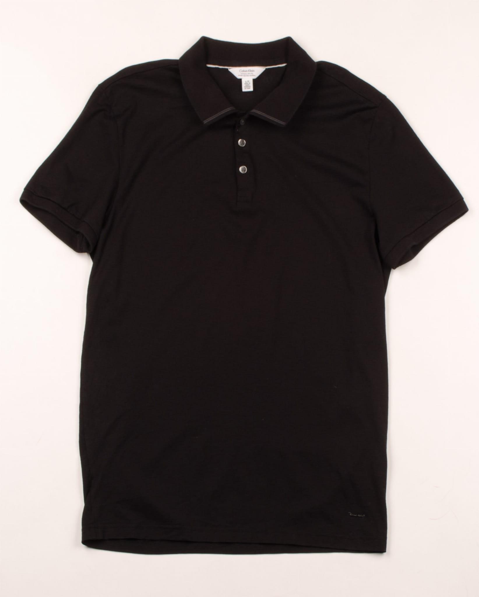 37773 Calvin Klein Koszulka Polo Męska L