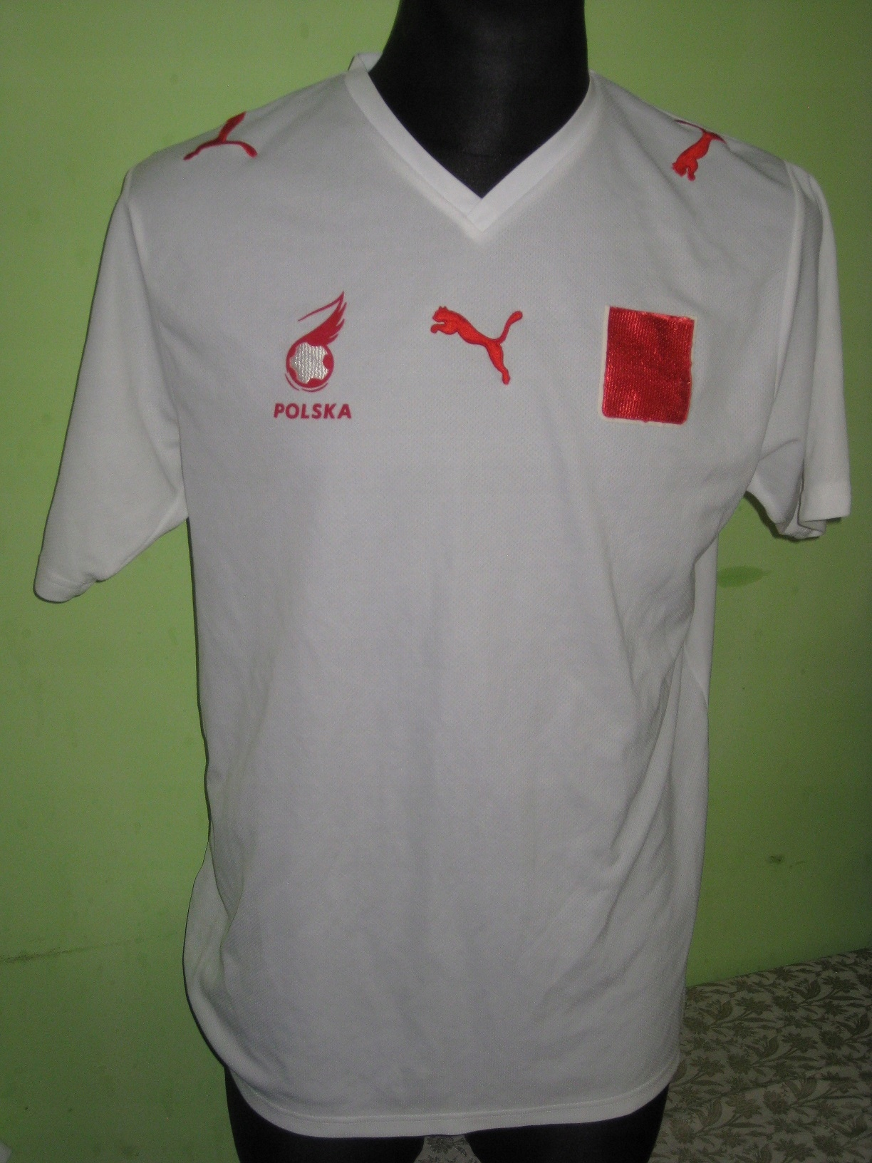 2007-08 Polska Home Puma roz. L
