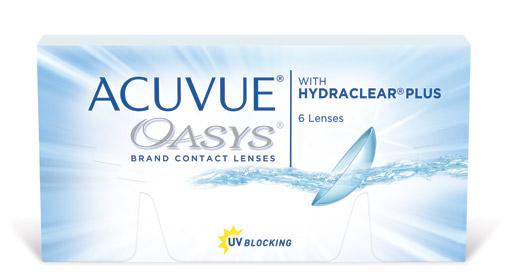 Acuvue Oasys 6 sztuk - 100% oryginalne !!!