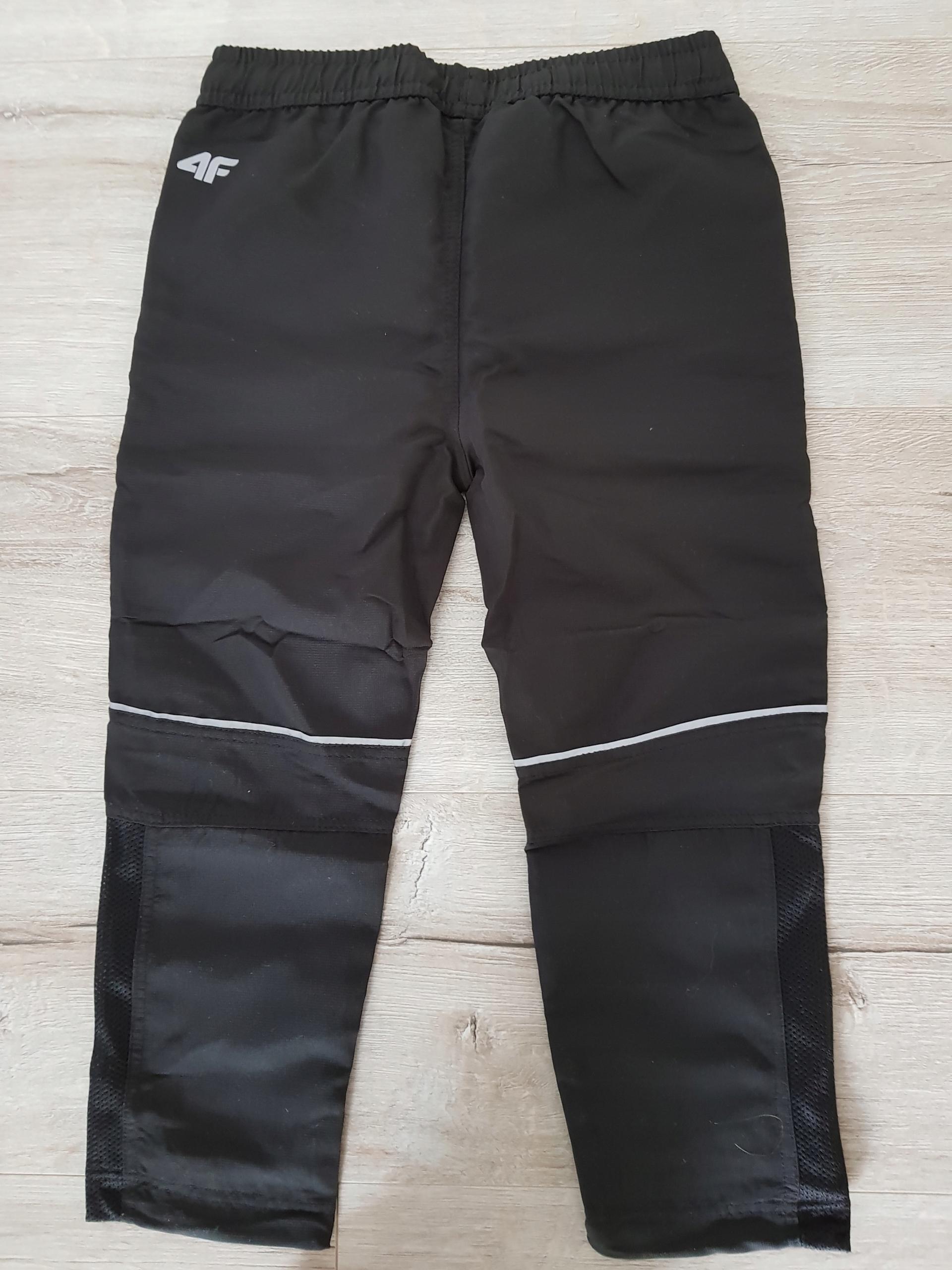 Spodnie 4F chłopięce roz. 92