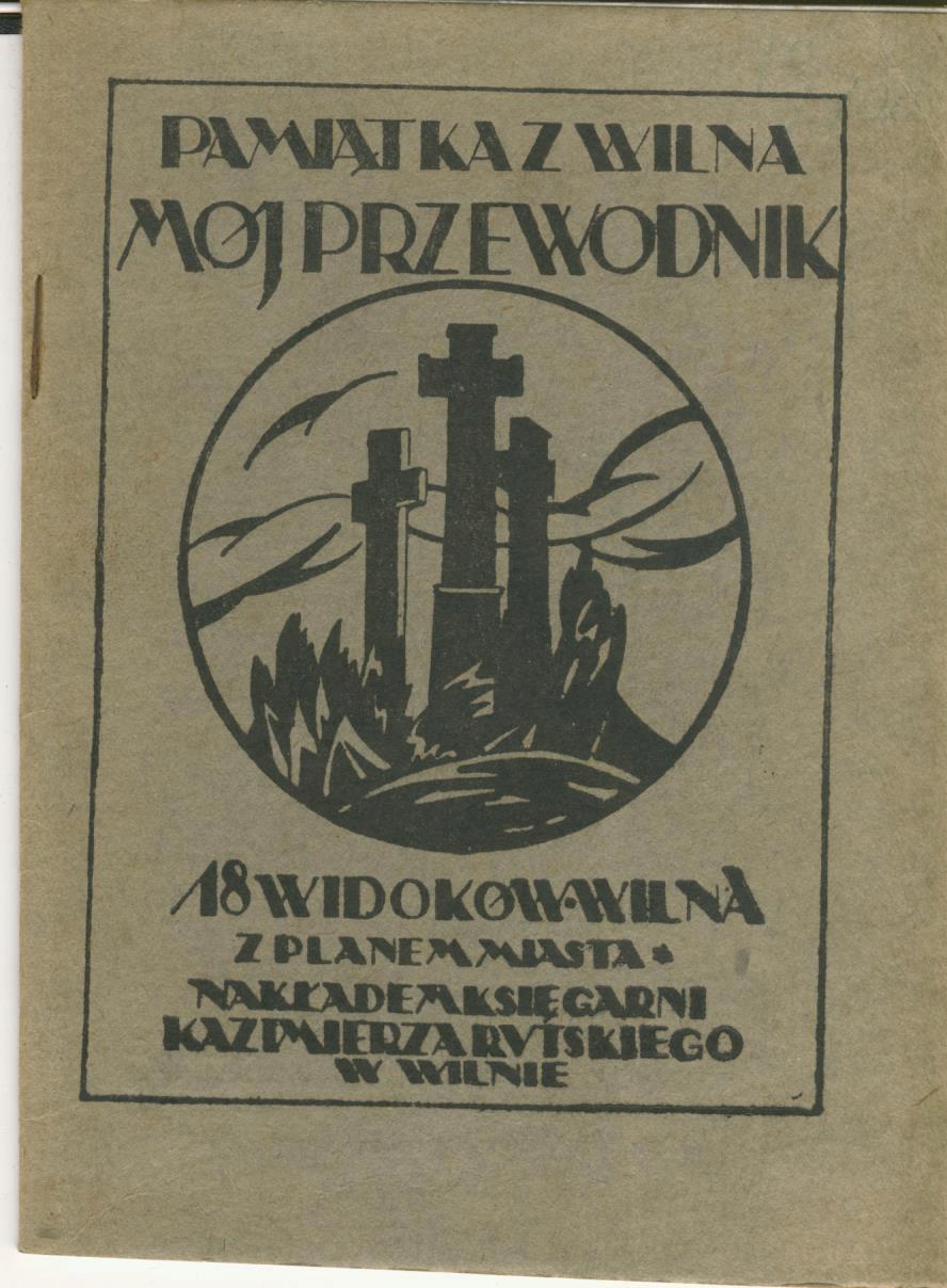 Wilno - Mini Przewodnik, Zabytki, 1927 r.