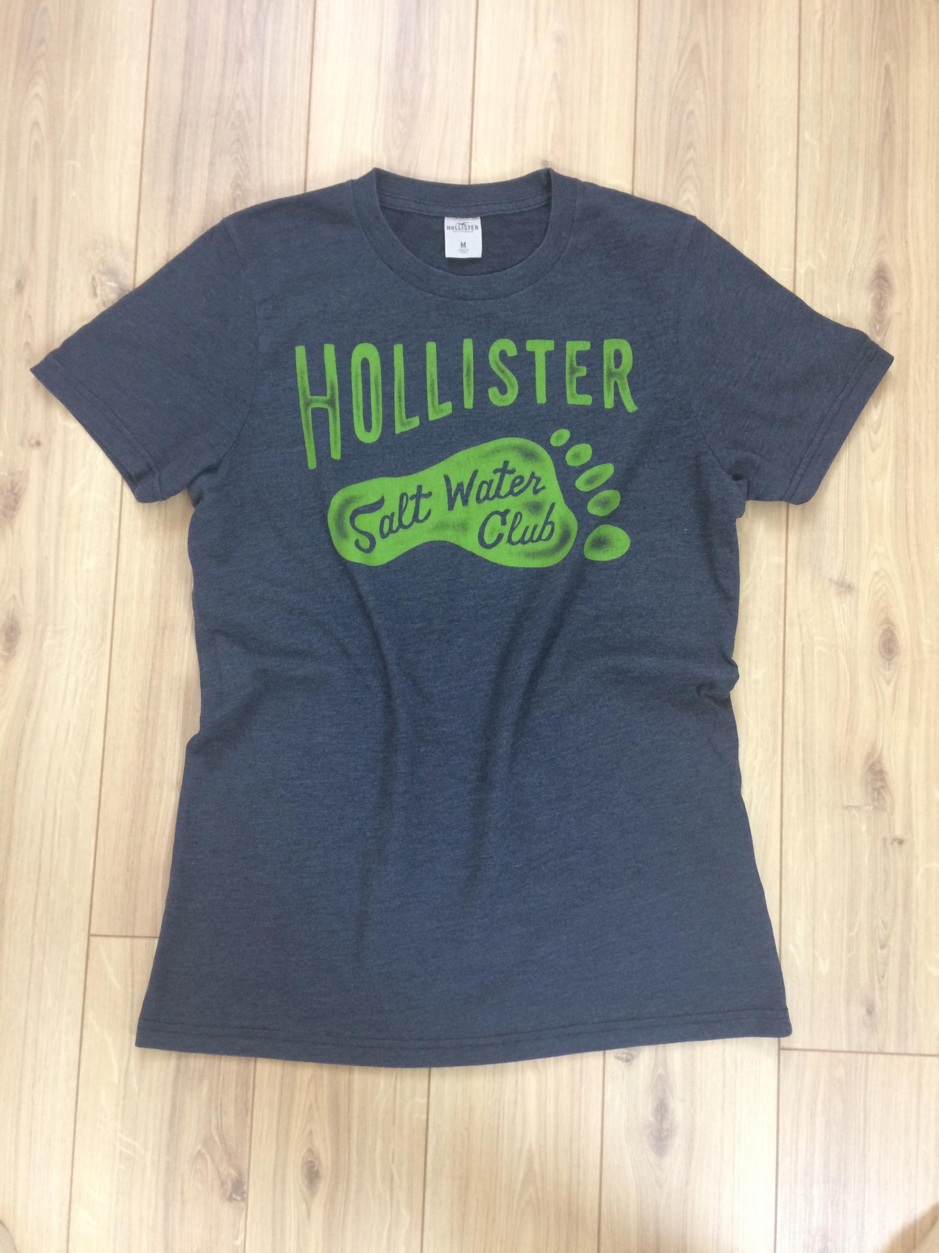 Hollister_T-shirt_M