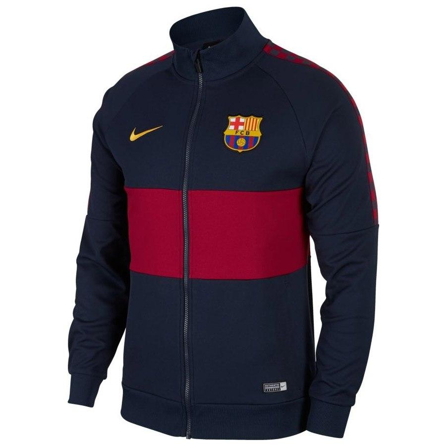Bluza Nike FC Barcelona I96 AO5445 451 L granatowy