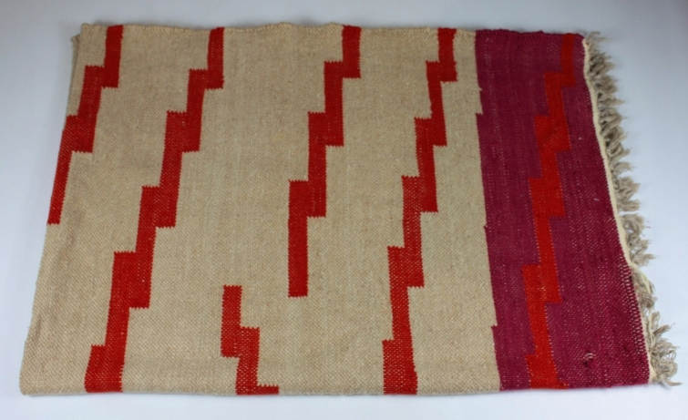 MAKATA KILIM WEŁNA dywan duża 200 x 140 cm