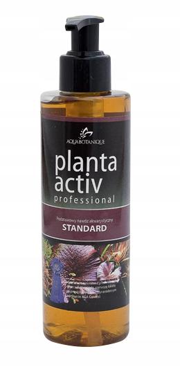 Aquabotanique Planta Active STANDARD 200ml