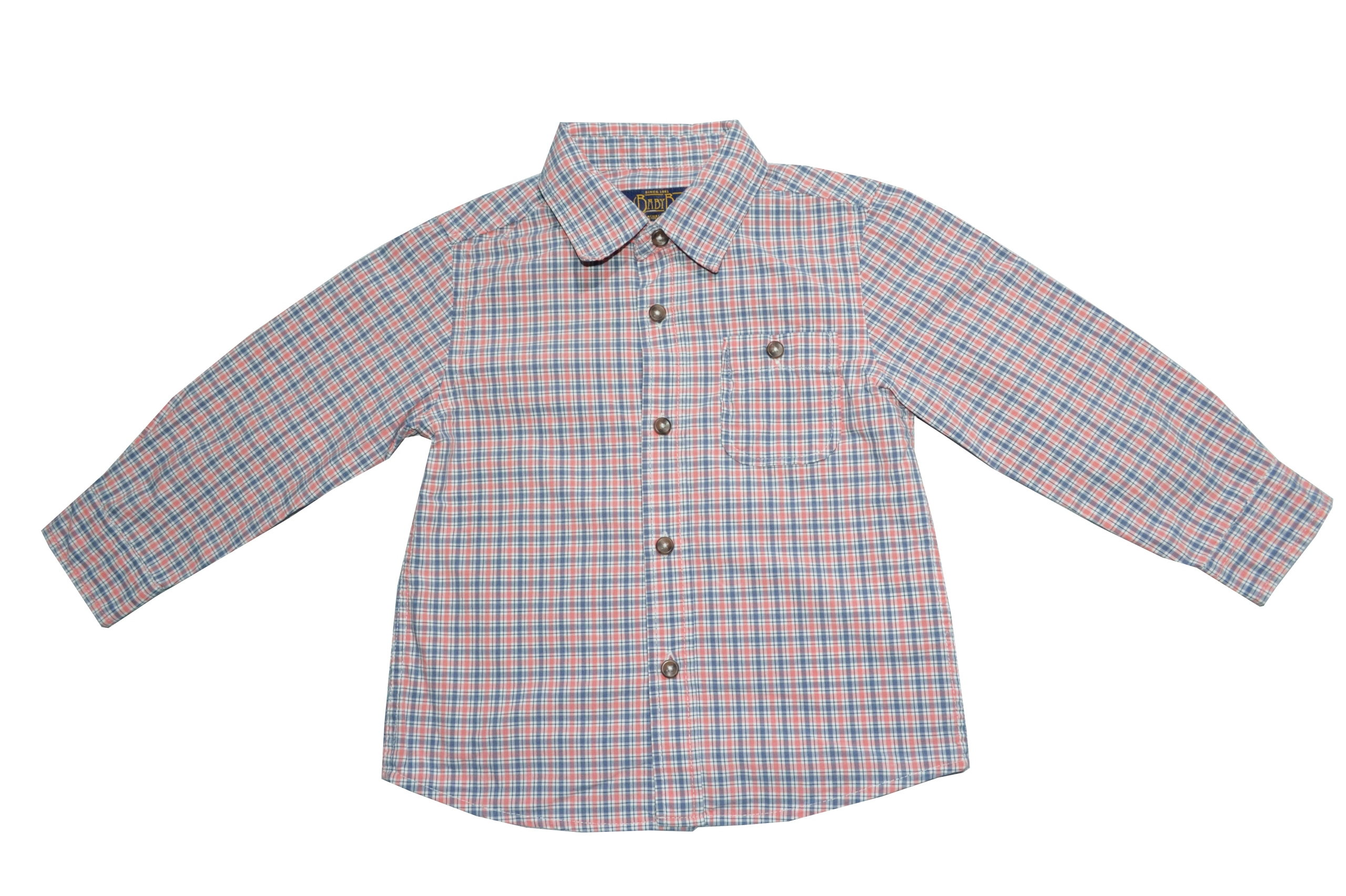 O920. ZARA koszula r. 82, 12-18 m-cy