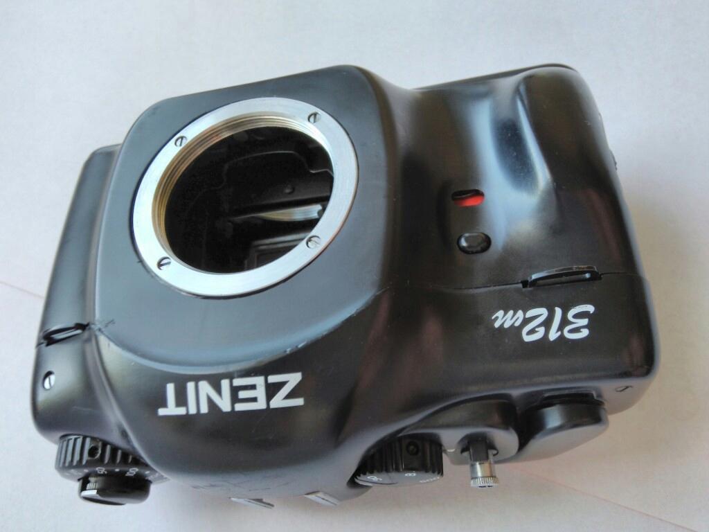 Zenit 312m / lustrzanka / sprawna
