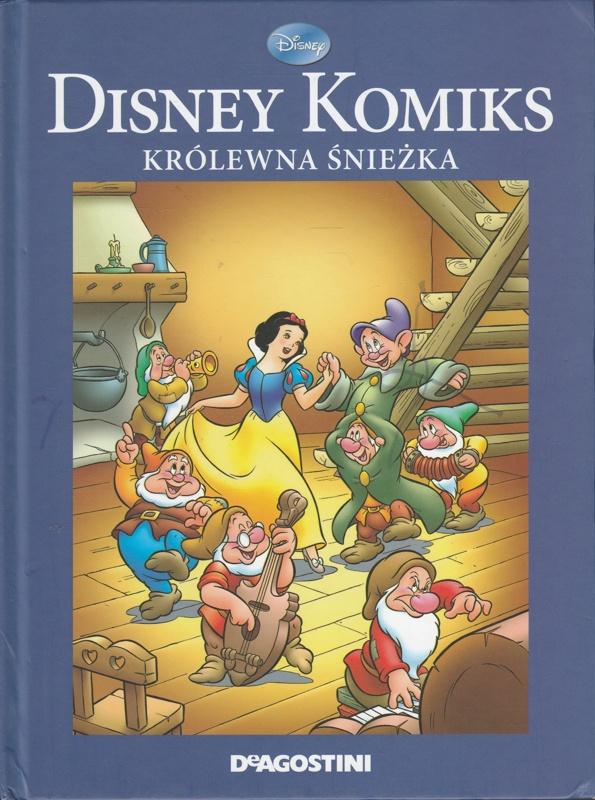 Disney Komiks Królewna Śnieżka