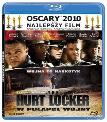 The Hurt Locker: W pułapce wojny (Blu-ray Disc)