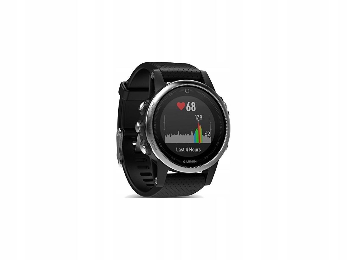 Zegarek sportowy z GPS GARMIN Fenix 5S