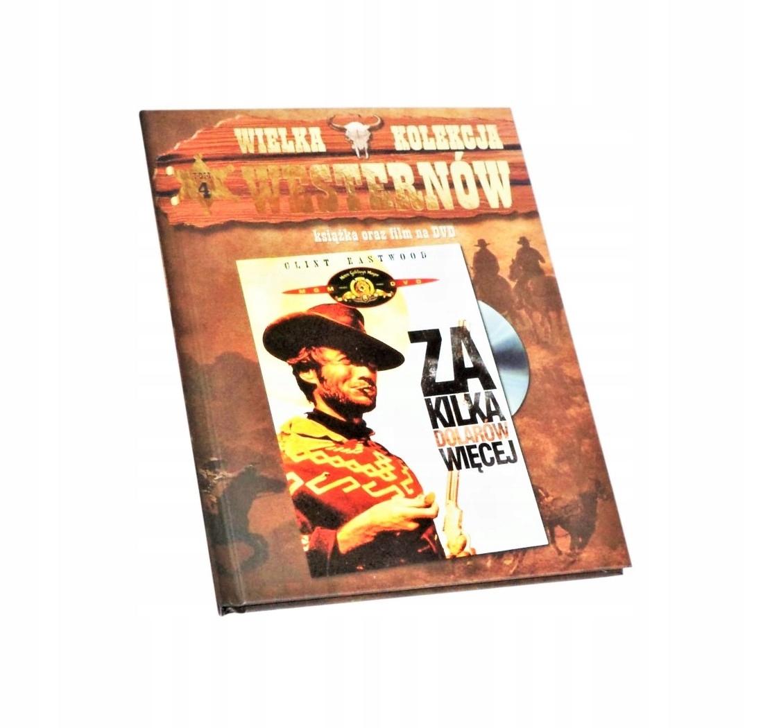 Za KILKA DOLARÓW WIĘCEJ For a few DOLLARS MORE DVD