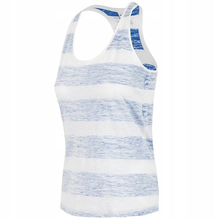 Koszulka 4F H4L18-TSD014 33S XS niebieski