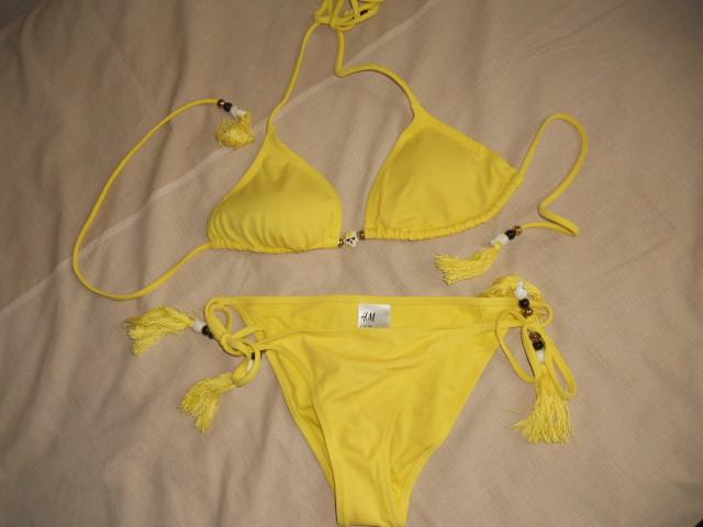 H&M kostium kąpielowy 2-częściowy r.34/38
