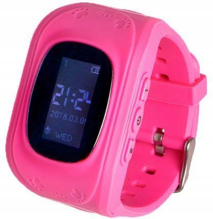 Smartwatch Dziecięcy Garett Kids 1 Różowy