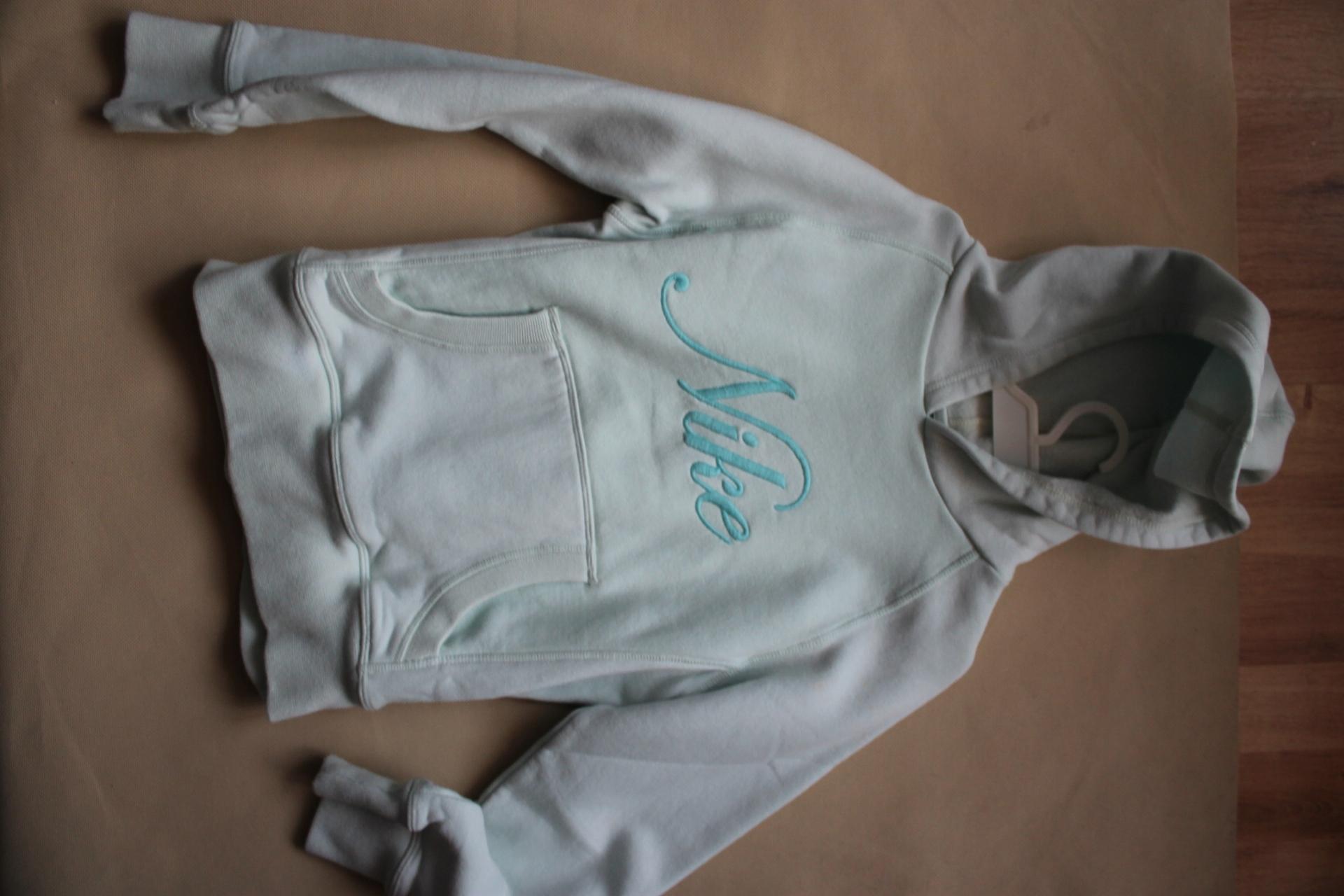 Bluza dresowa dla dziewczynki NIke S