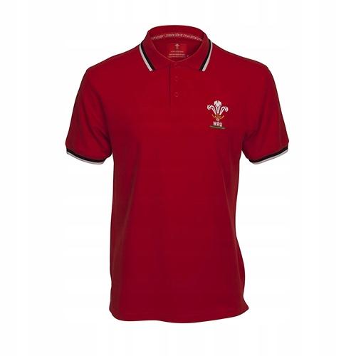 koszulka polo Walia rozmiar XL