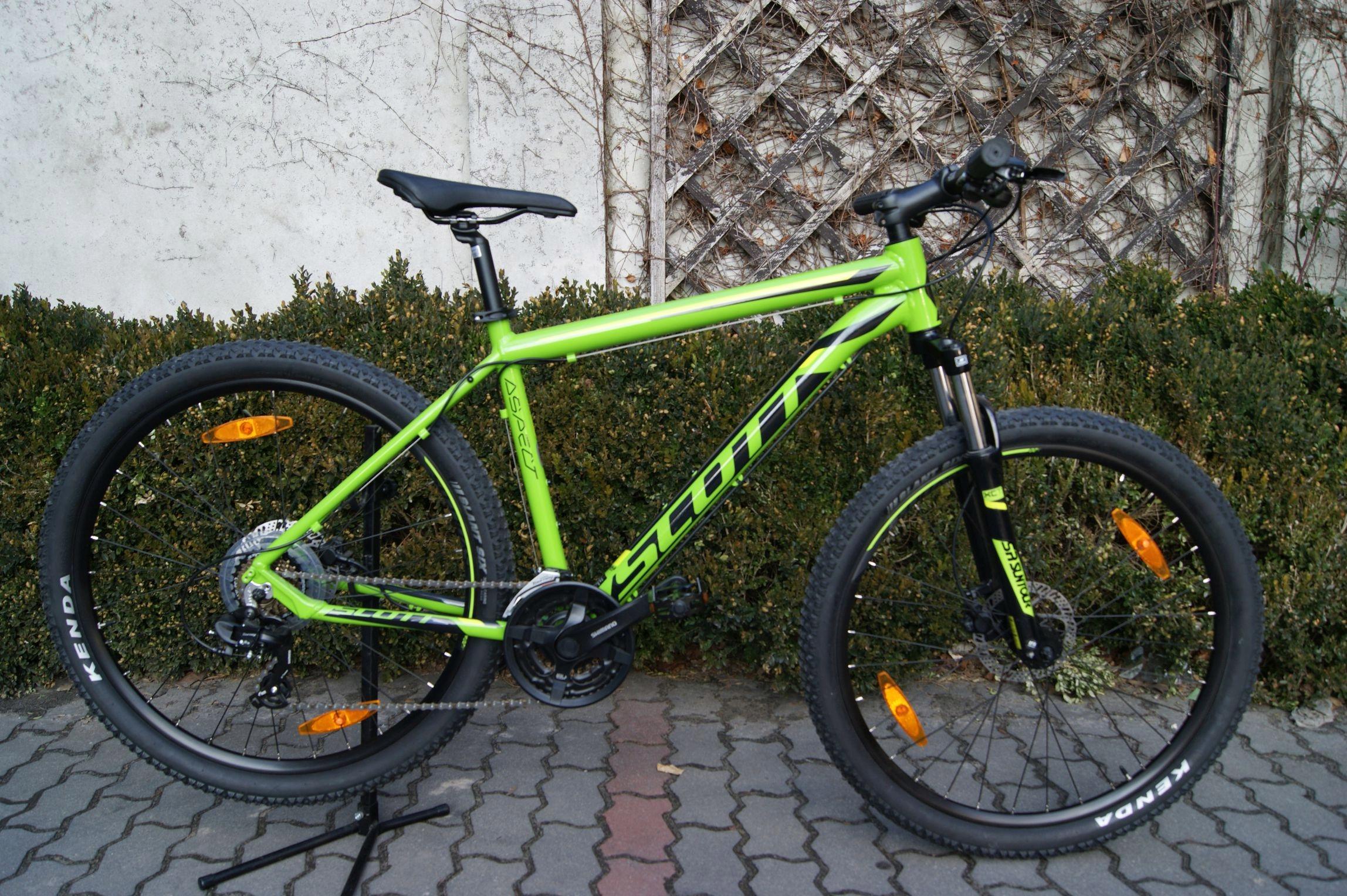 R114 Alu rower górski MTB SCOTT Aspect 760 27,5''