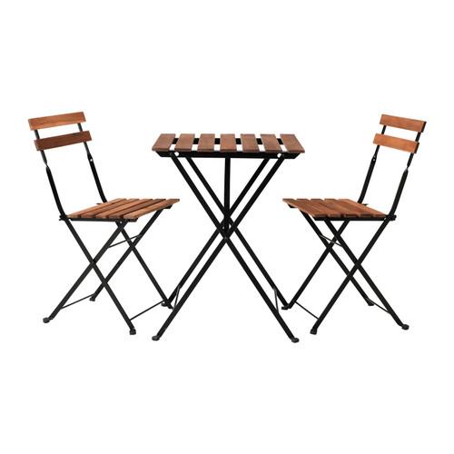 Ikea Tarno Zestaw Stół 2 Krzesła Balkon Ogród Fv