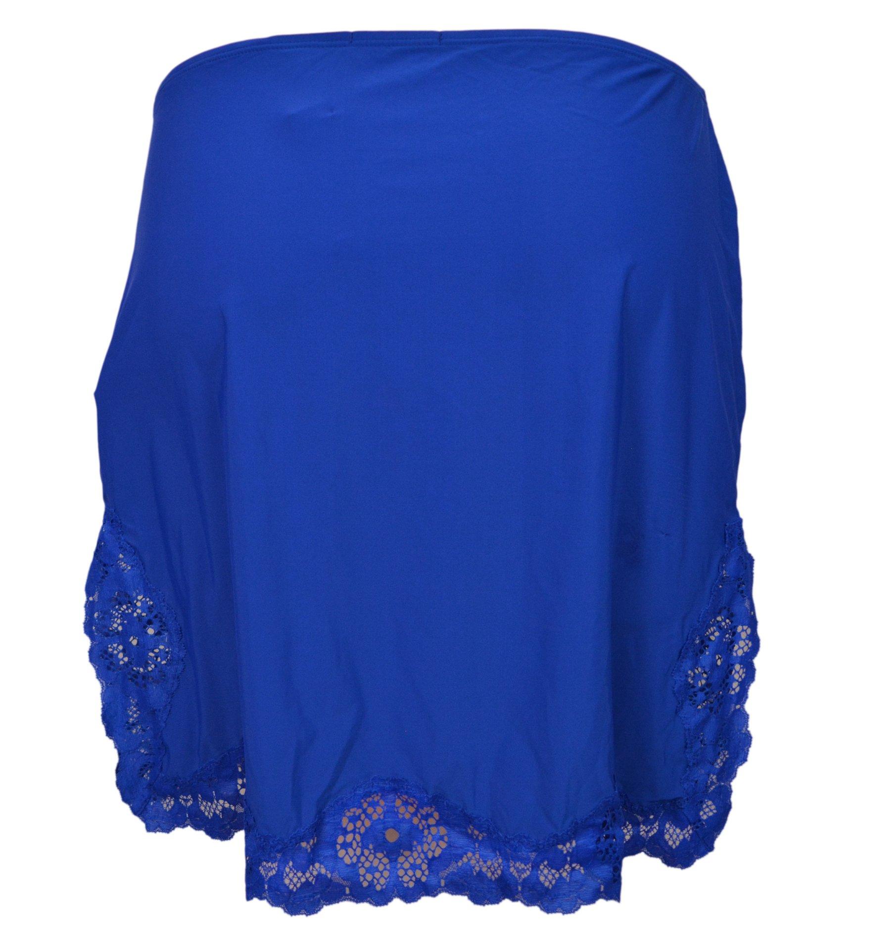 INTIMISSIMI halka półhalka spódnica niebieska S/M