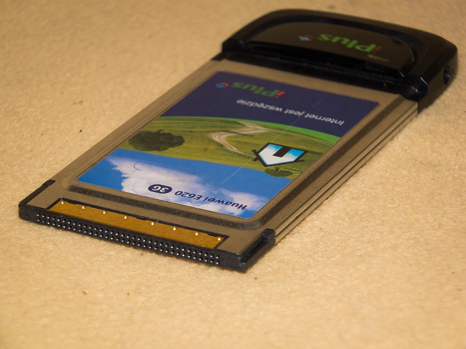 Huawei E620 modem 3G