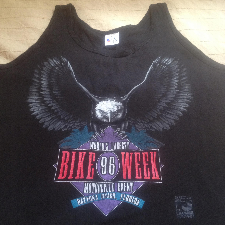 Męska koszulka na naramkach , XXL , Harley Daytona