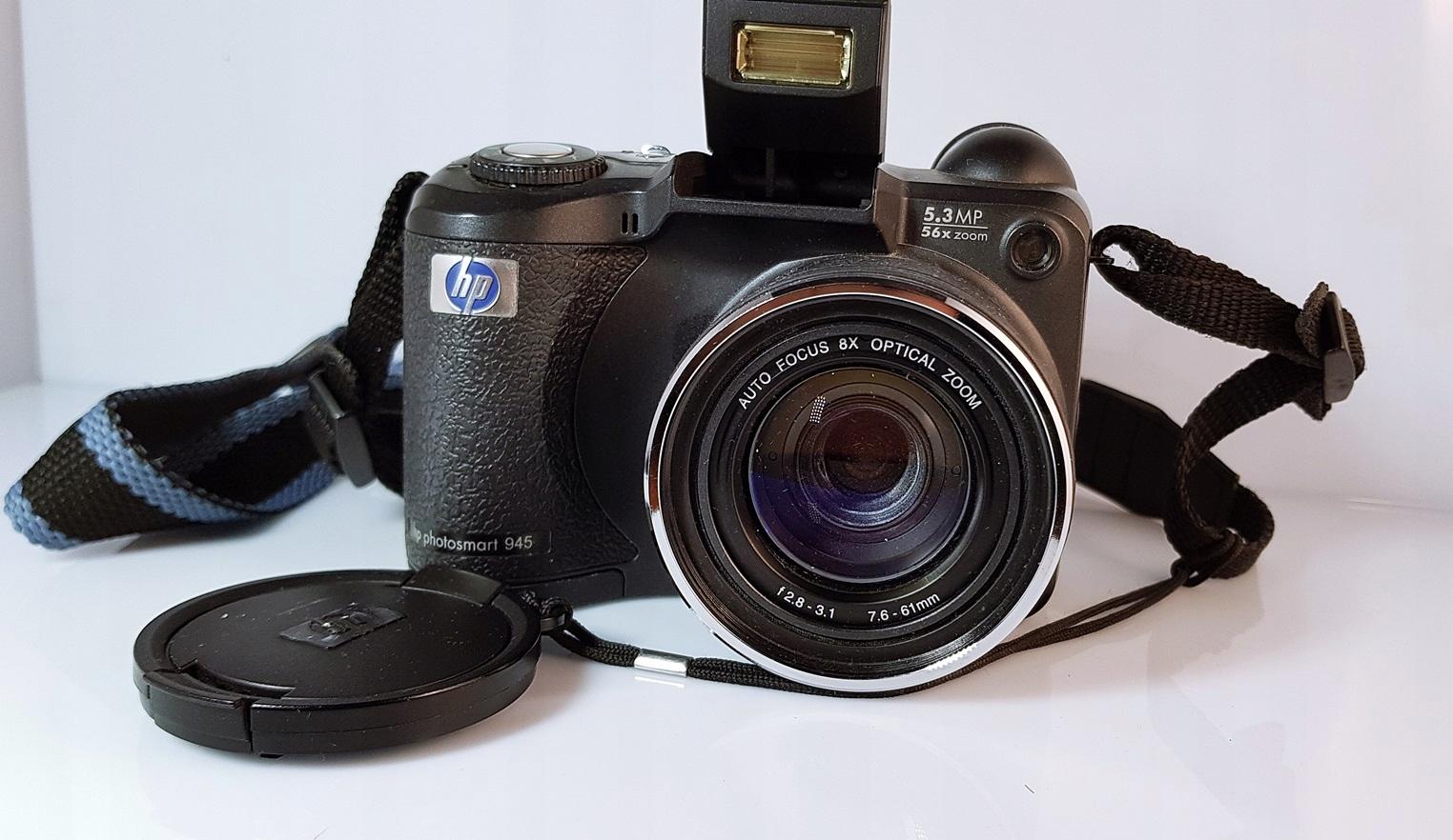 Aparat cyfrowy HP Photosmart 945
