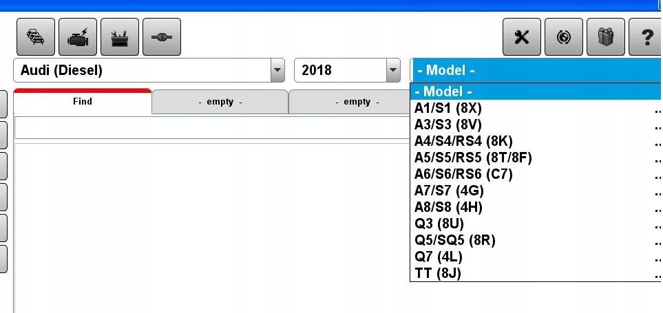 Dodatkowe Interfejs diagnostyczny WoW Snooper BLACK TCS VCI - 7740273755 MN93