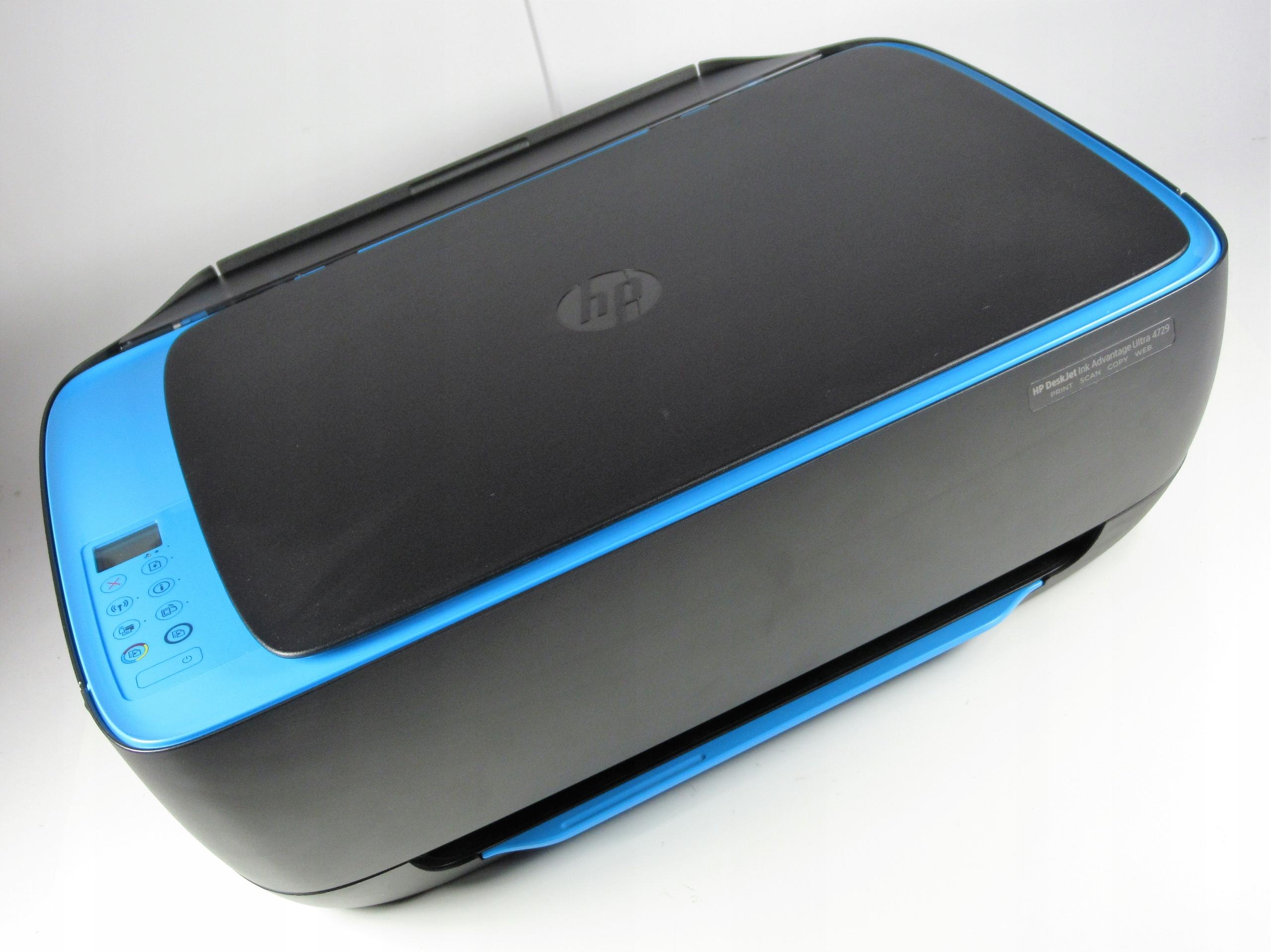 KRFB210 HP DeskJet Ink Advantage Ultra 4729
