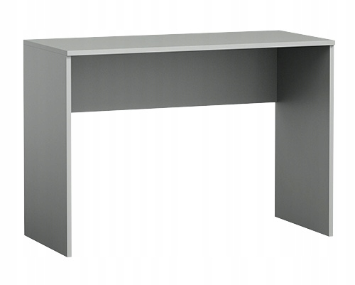 Meble dziecięce biurko 110 cm blat prostokątny mat