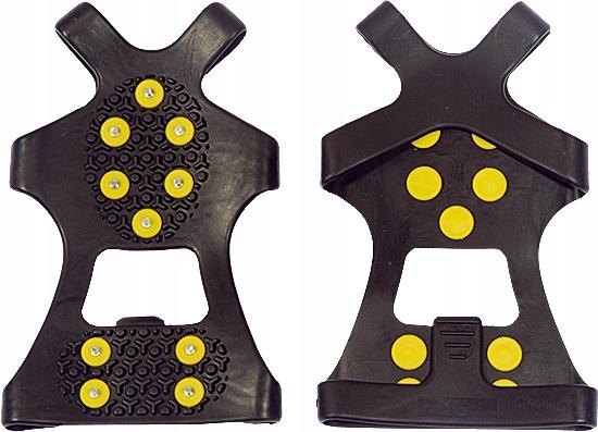Nakładki antypoślizgowe na buty rozm M 36-41 AK-BV