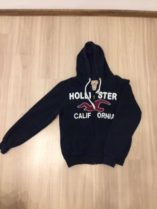 Bluza z kapturem Hollister