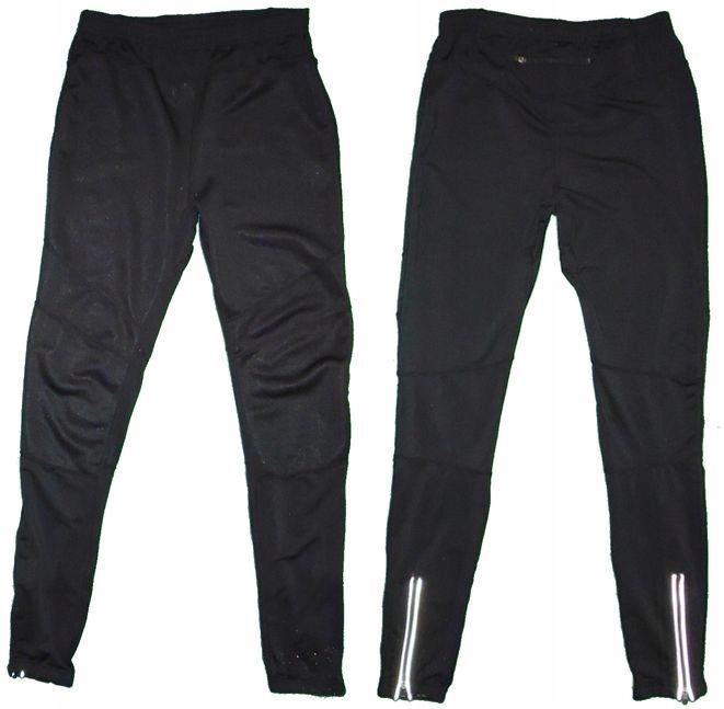 Spodnie do biegania CRANE roz 48 (M)