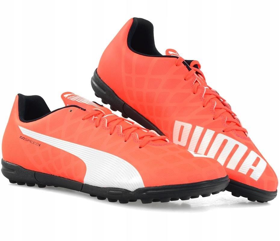 Buty piłkarskie PUMA EVO SPEED 5.4 TT R.39
