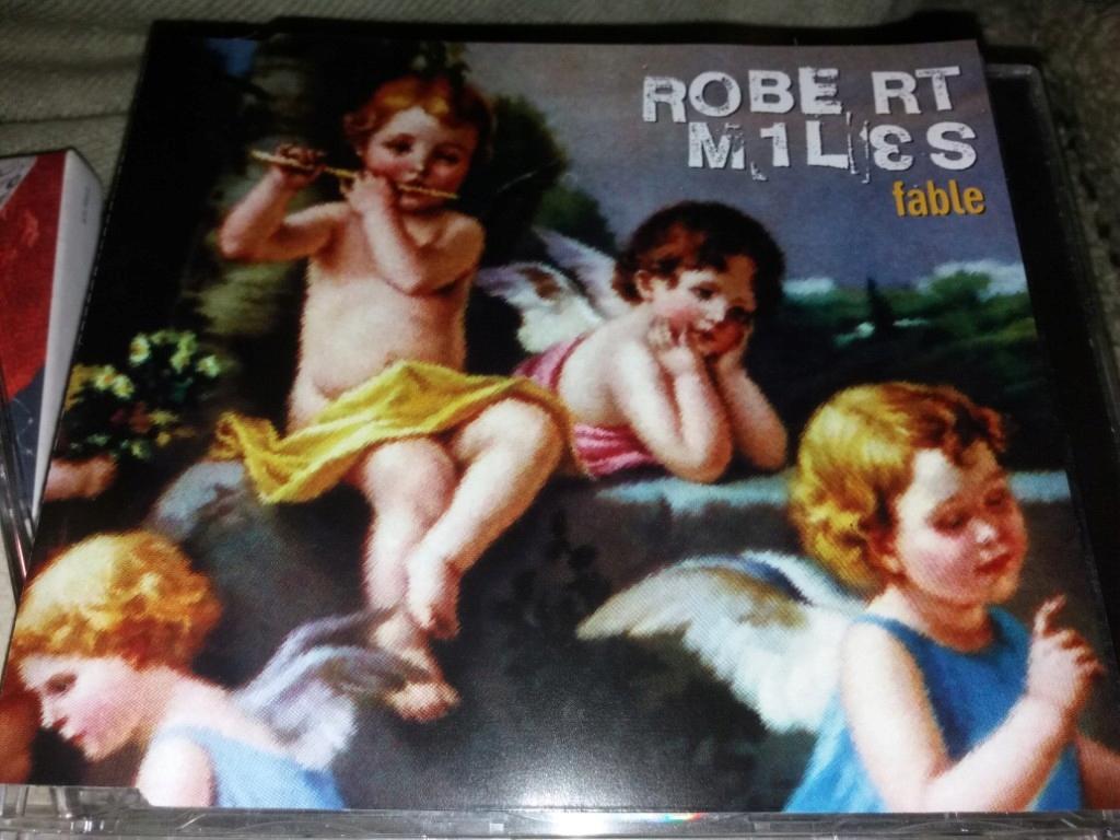 Robert Miles Fable - maxi cd.