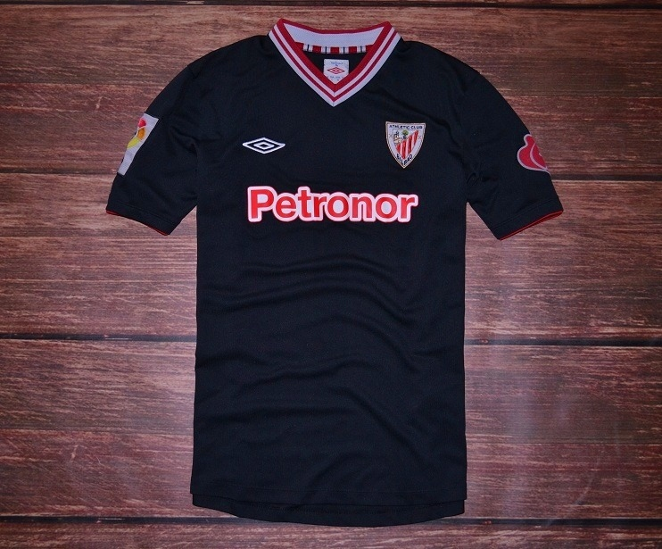 UMBRO ATHLETIC CLUB BILBAO KOSZULKA 2012/13 RARE L