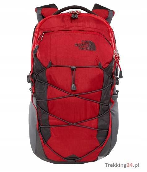 Plecak The North Face Borealis Czerwony