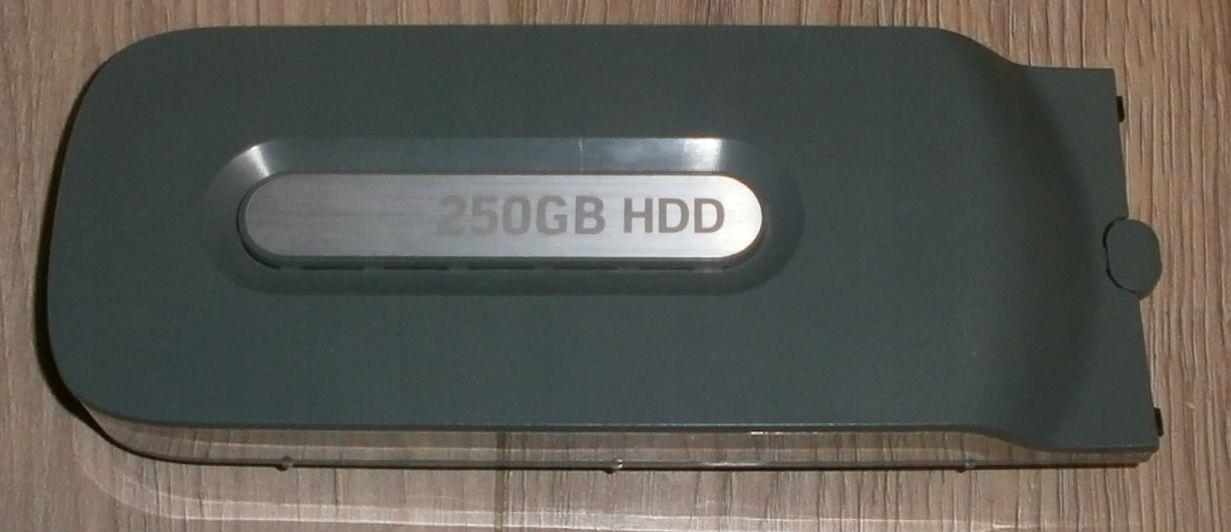 OBUDOWA DYSKU KONSOLI XBOX 360 FAT