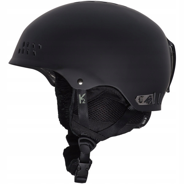 K2 phase pro black M 55-59cm kask narciarski 0971