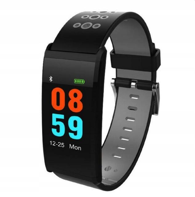 Zegarek męski SMARTBAND smartwatch bluetooth 3 KOL